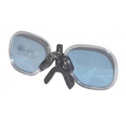Optic Clip x prescription lenses